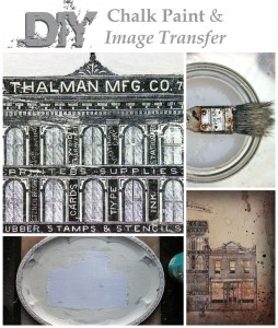 DIY-Chalk-Paint-and-Image-Transfer-Montage