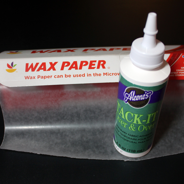 Make Peel and Stick Dots of Glue
