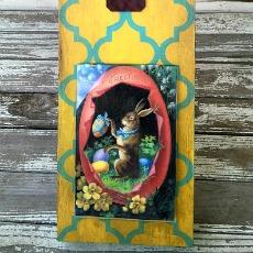 Handmade Easter Art – Reader Feature