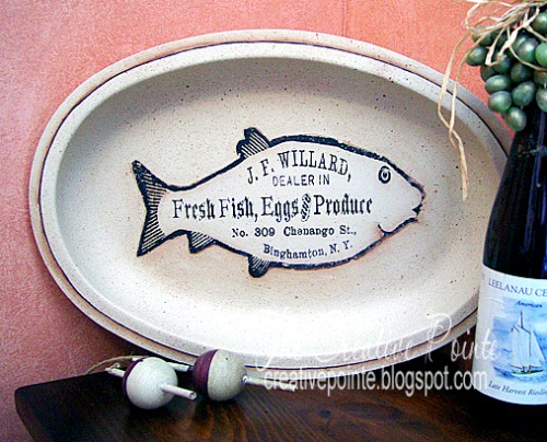 Fish-Tray