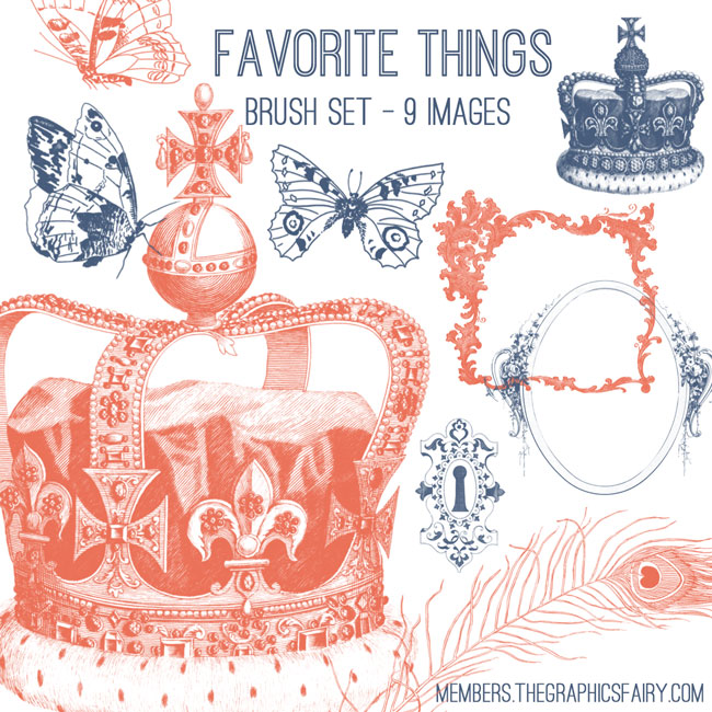 favorite_things_brushes_graphicsfairy