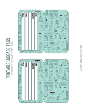 luggage_tags_green_graphicsfairy