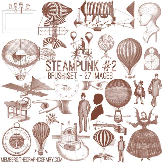 steampunk2_brushes_graphicsfairy