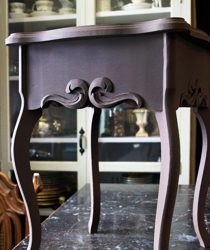 04 Create-an-Aged-Copper-Finish-Oak-Table-Espresso