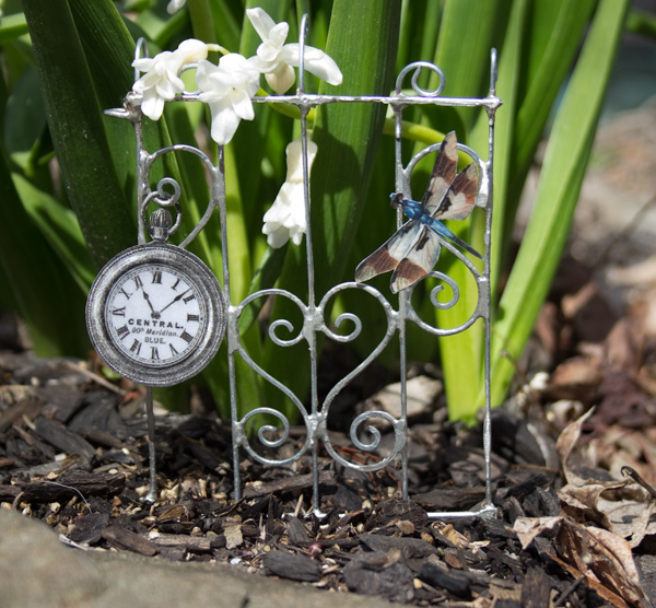 Fairy Garden Decor Waterproof