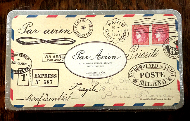 Rubber Stamp Postage