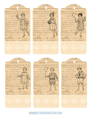 children_tags_tan_graphicsfairy