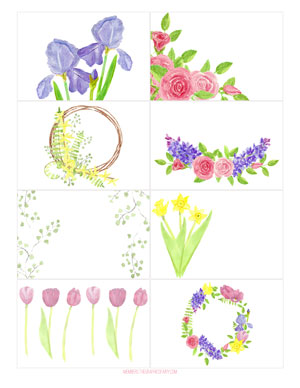 watercolor_note_cards_graphicsfairy
