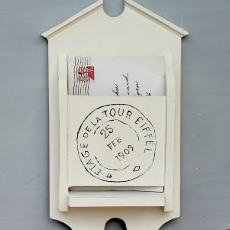 DIY Paris Mailbox – Reader Feature