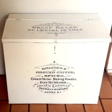 Upcycled French Bin – Reader Feature