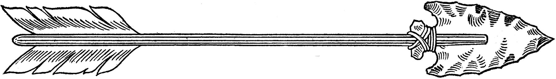 Vintage Rustic Arrow Image