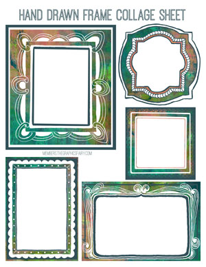 paint_washed_frames_variety_graphicsfairy