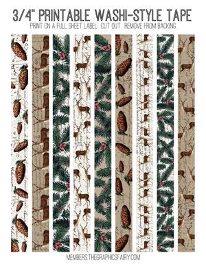 washi_tape_woodland_kraft_graphicsfairy