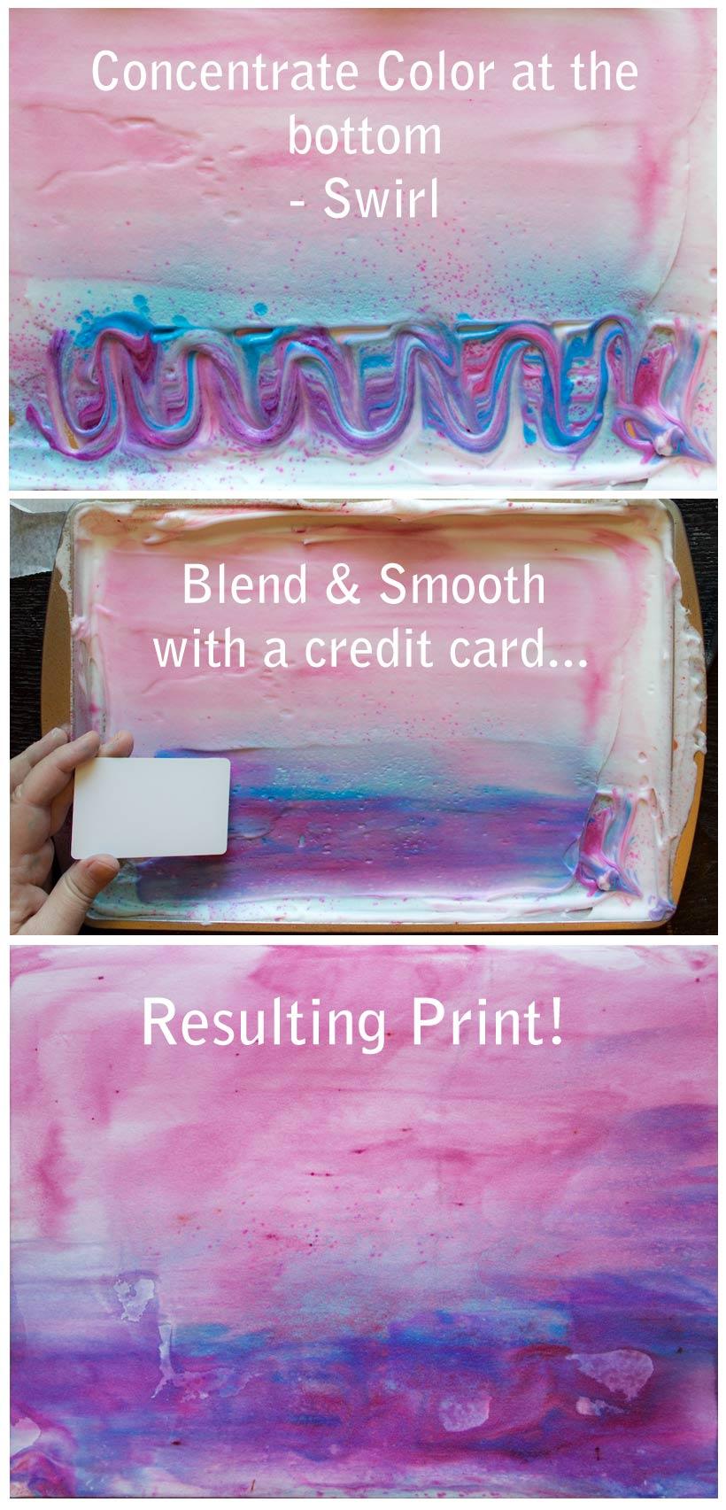 10 TGF-Shaving-Cream-Prints-Create-Skyscape