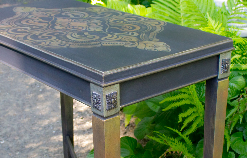 19 How-to-use-Metallic-Gel-Stains-on-Furniture-Thicketworks-for-Heirloom-Traditions-at-The-Graphics-Fairy-Complete
