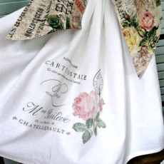 Handmade French Flour Sack Towel – Reader Feature