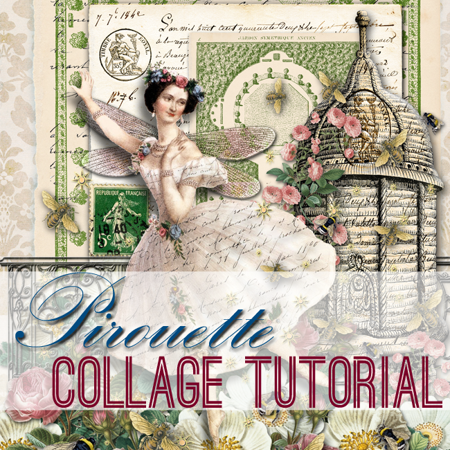 Fairy Collage Tutorial