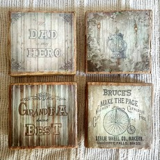 DIY Father's Day Coasters – Reader Feature