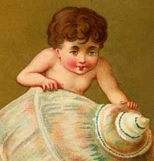 Seashell Child Image!