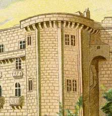 Vintage Castle Image!