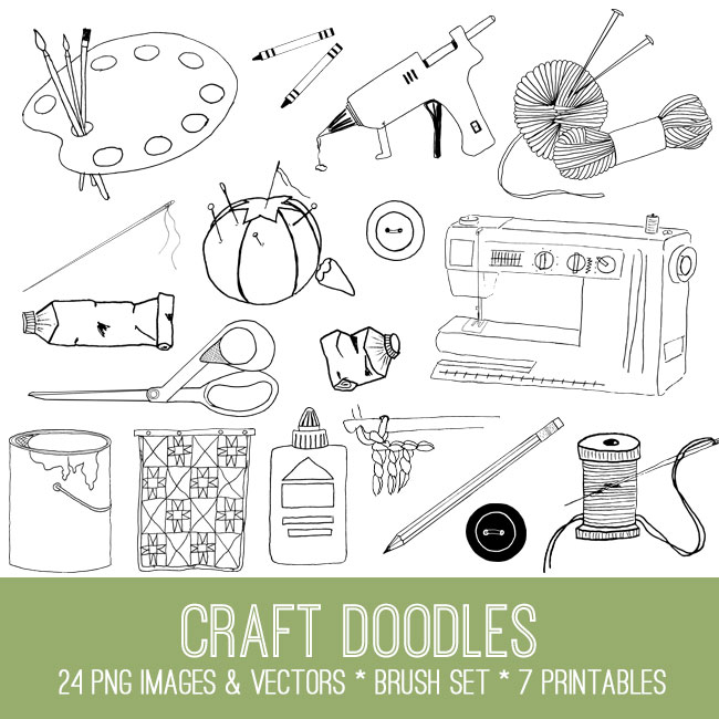 Craft Doodles Kit