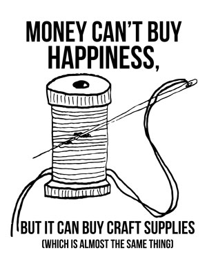 craft_saying_craft_supplies_graphicsfairy