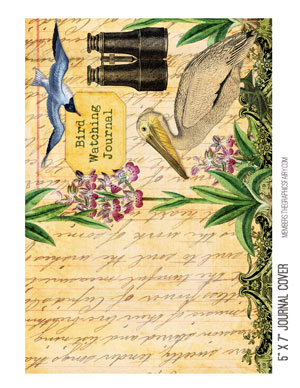 journal_cover_pelican_graphicsfairy