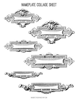 nameplate_collage_sheet_1_graphicsfairy