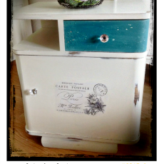 Upcycled French Cabinet – Reader Feature