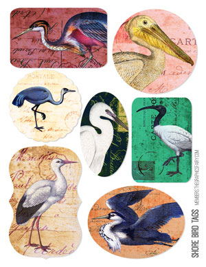 shore_bird_tag_set_graphicsfairy