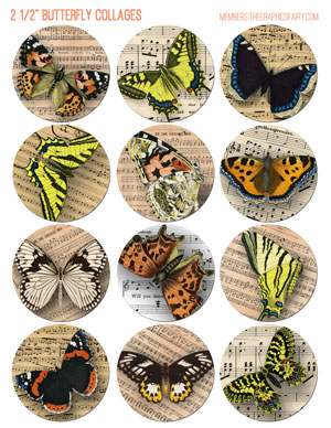 25_inch_butterfly_collages_graphicsfairy