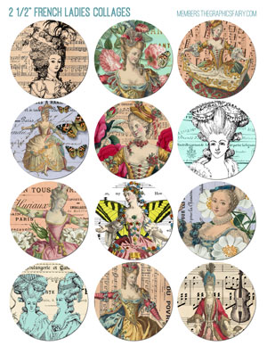 25_inch_french_women_collages_graphicsfairy
