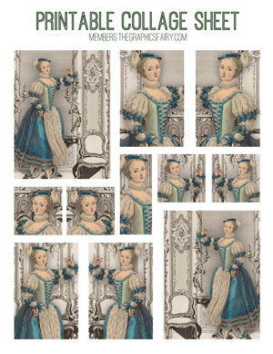 collage_sheet_lady2_graphicsfairy