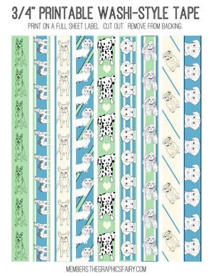 washi_tape_dogs_blue_mint_graphicsfairy