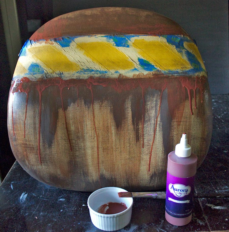 11 How-to-Paint-Vinyl-Upholstery-Thicketworks-for-HTP-at-The-Graphics-Fairy-Rust-Drips