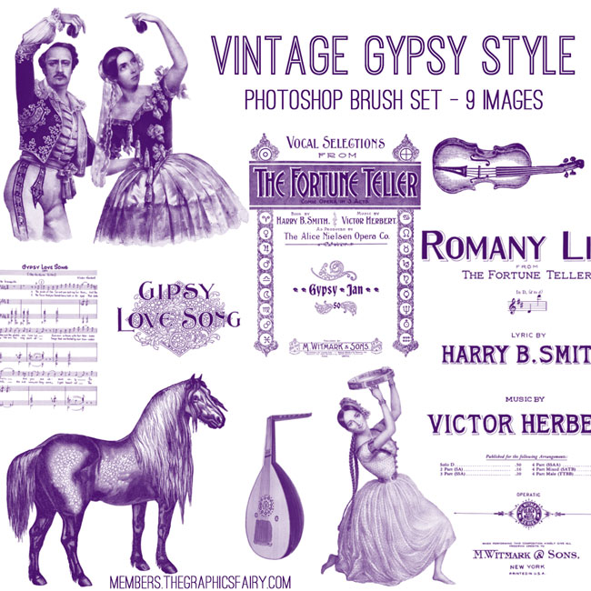 vintage_gypsy_brushes_graphicsfairy