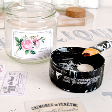 DIY Vintage Apothecary Jar Labels!