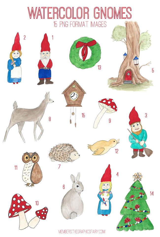 watercolor_gnomes_image_list_graphicsfairy