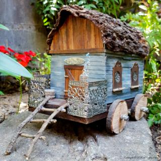 Re-purposed Gypsy Caravan – Reader Feature