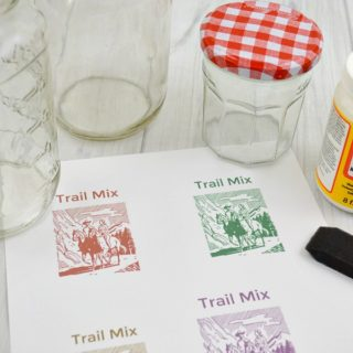 Trail Mix Labels – Reader Feature