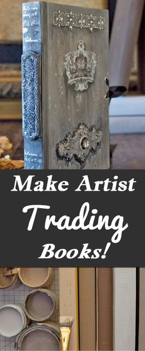 Artist Trading Books