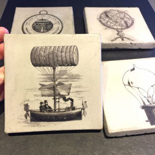 Steampunk Coasters – Reader Feature