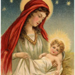 Vintage Mary with Jesus Download