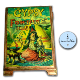Gypsy Fortune Teller Box – Reader Feature
