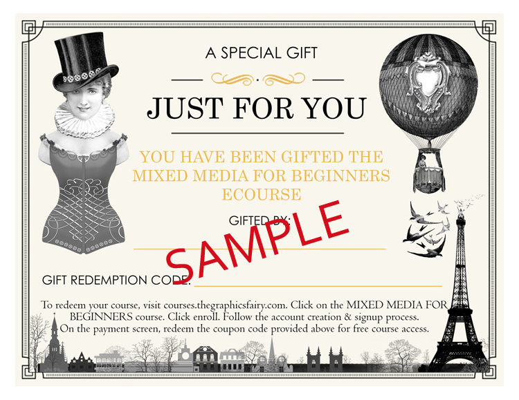 gift certificate - mixed media.psd