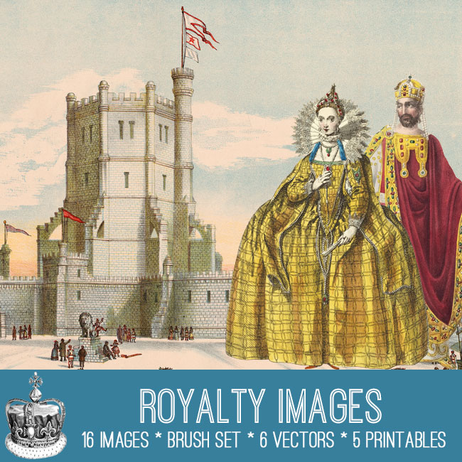 Royalty Images Kit