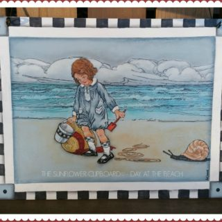 A Day at the Beach Wall Plaque – Reader Feature