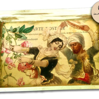 The Gypsy Dancing Serving Tray – Reader Feature
