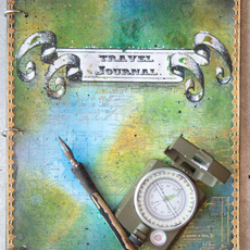 Make a Printable Travel Journal!