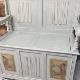 Monks Pew Makeover – Reader Feature